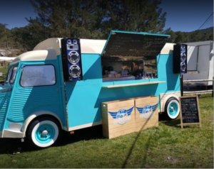Camioneta - Food Truck